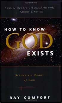 God does exist here Scientific proof?