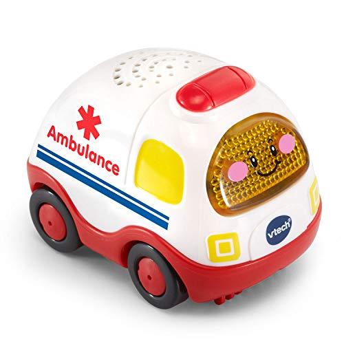 VTech Go! Go! Smart Wheels Ambulance, Multicolor