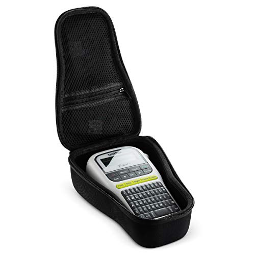 Caseling Hard Case Fits Brother P-Touch PTH110 Easy Portable Label Maker