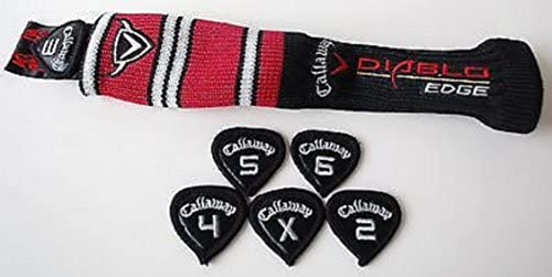 Callaway Diablo Edge Hybrid rescate calcetín para palos de ...