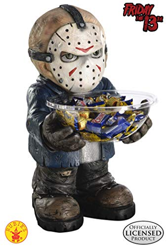 Cake Decorations For Halloween - Friday the 13th Jason Candy Bowl