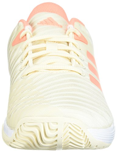Coral white Ecru Barricade chalk Tint Court Femme Adidas BfxYRx