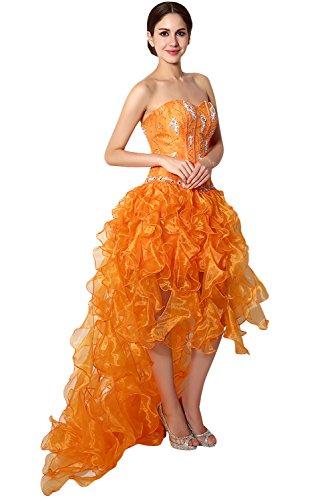 Toskana Vestido Mujer Para Trapecio Braut OOr5qwf