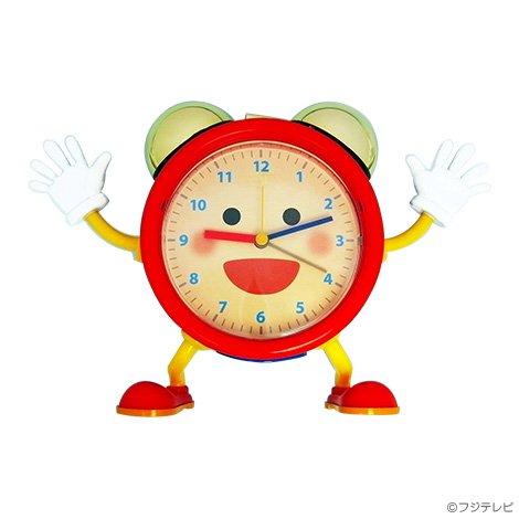 めざましくん時計(生野アナバージョン)NEW B00FMTFI3S