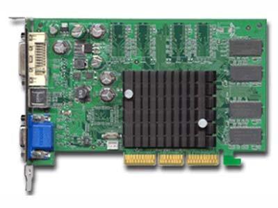 EVGA 064-A8-N302-T4 Nvidia GeForce FX 5200 64MB DD...