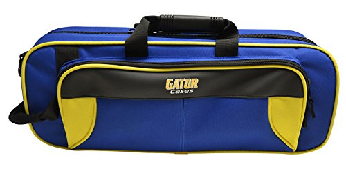 Gator GL-TRUMPET-YB Lightweight Spirit Series Trumpet Case, Yellow and Blue by Gator (Image #2)