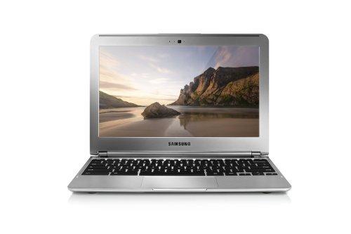 Samsung Chromebook (Wi-Fi, 11.6-Inch) - Silver (Renewed) by Samsung