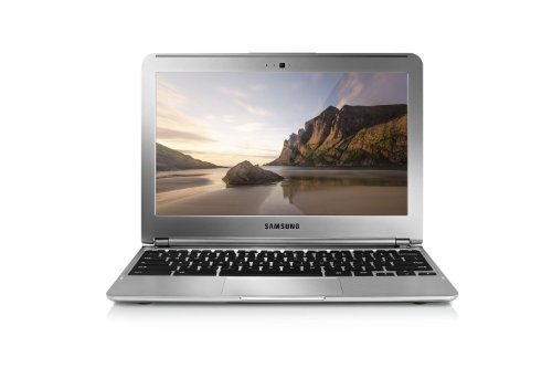 Samsung Chromebook (Wi-Fi, 11.6-Inch) - Silver (Renewed)]()