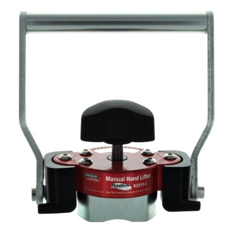 Lincoln Electric K3311- Manual Magnetic Hand Lifter Fixturing Tool