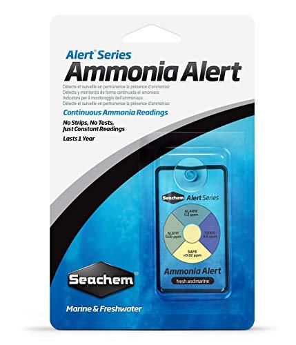 (Seachem Ammonia Alert)