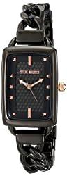 Steve Madden Women's SMW00104-02 Analog Display Quartz Grey Watch