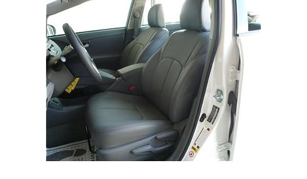 Amazon 2012 Toyota Prius C Two Three Four Clazzio Leather Seat Covers