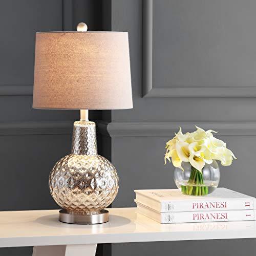 Safavieh TBL4201A Lighting Collection Atlas Mercury 24-inch Table Lamp, H
