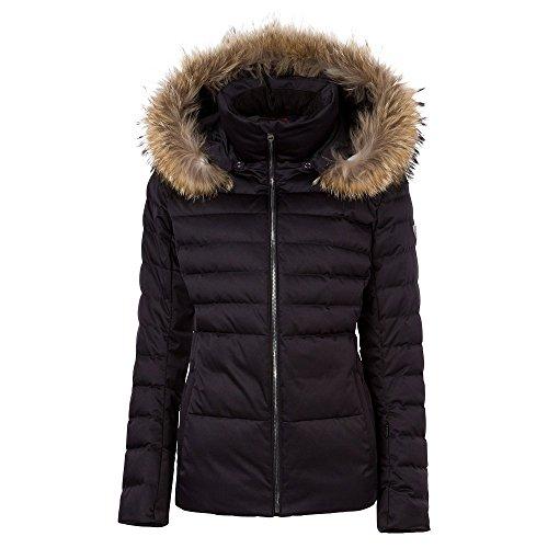Fera Julia Parka with Real Fur (Fera White Jacket)