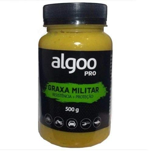 Graxa Algoo Militar (500 Gramas)