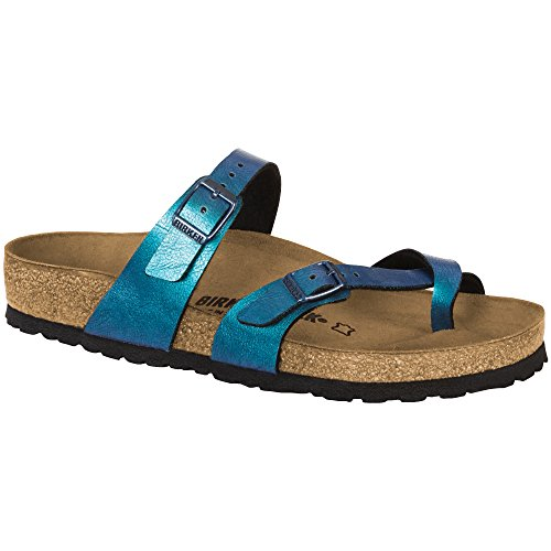 Birkenstock New Women's Mayari Sandal Graceful Gem Blue 39 R