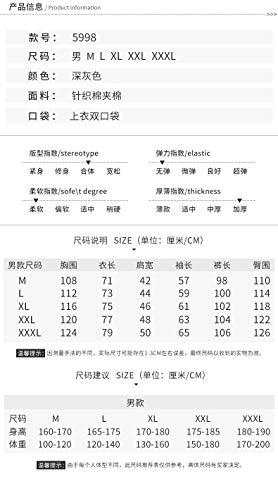 E Xxxl180 Inverno 190cm Uomo Inverno Corallo Pigiama Più L165 Abiti Velluto 95kg Trapuntato Invernale 170cm55 Pajamasx Ispessimento Caldo 85 65kg Da Autunno ASqUHOq