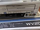Funai WV20V6 SV2000 DVD Recorder and VCR Combo