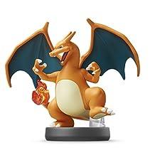 Amiibo Charizard Action Figure, Super Smash Bros Series - Standard Edition