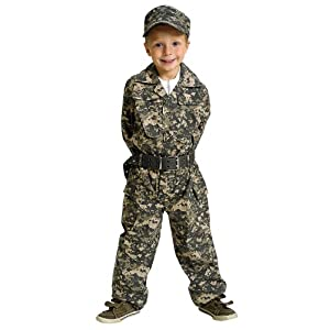 Aeromax Jr. Camouflage Suit with Cap, Size 18 Months - 41vDJxm3 TL - Aeromax Jr. Camouflage Suit with Cap, Size 18 Months