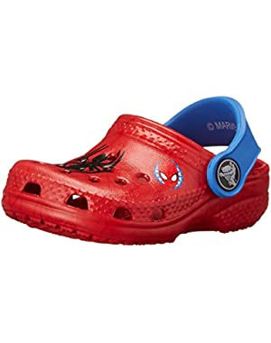 Kids' Classic Spider-Man Clog