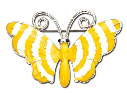 1 Year Old Baby Halloween Costumes Uk (Gnzoe Jewelry, Womens Brooch Rhinestone Insect Shape Bridal Wedding Brooch Pins Bride For Wedding Yellow)