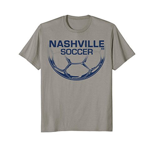 fan products of Nashville Soccer T-Shirt
