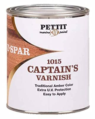 1-Spar Captains Varnish Quart