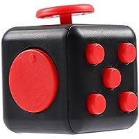 KANGLE Juguete Cubo mágico con Haga Clic en