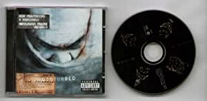 DISTURBED - THE SICKNESS - CD (not vinyl)