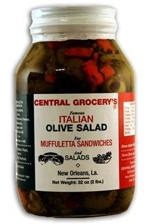 Central Grocery Olive Salad - New Salad Orleans