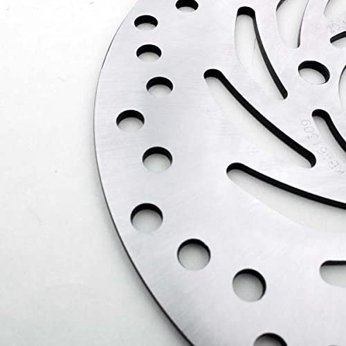 MetalGear Bremsscheibe vorne L f/ür Honda NSC 50 Vision 2012-2014
