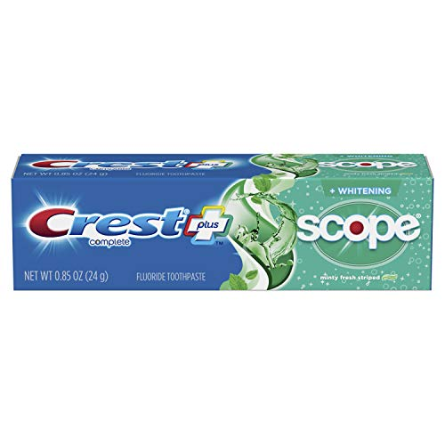 (Crest Complete Whitening + Scope Minty Fresh .85oz - (Pack of)