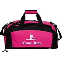Custom Name Dance Bag: Port & Company Gym Duffel Bag