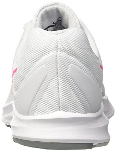 Running de Bianco Pure Multicolore Black Femme Nike 7 Rosa Platinum Pink Chaussures Hyper White Downshifter wIgpH