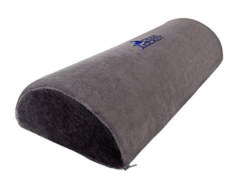 Office Foot Rest - Therapeutic Grade Memory Foam Cushion Footrest Stool Under Desk, Home - Elevates & Booster Sore Feet by Desk Jockey