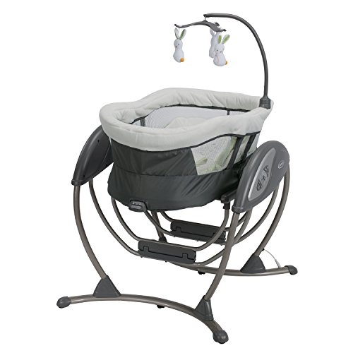 Read About Graco DreamGlider Gliding Seat and Sleeper, Rascal