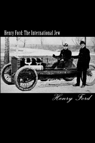 Price comparison product image Henry Ford: The International Jew
