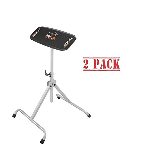 Pack of 2 Ridgid AC9934 Flip Top Portable Work Support (Rigid Support)