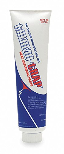 11 oz. Heat Sink Compound, Tan Paste by Nu Calgon