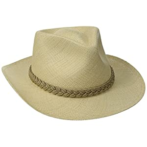 Scala Panama Men's Scala Panama Outback Hat