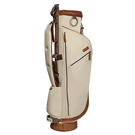 Bolsa de golf modelo Heritage de Ogio, más funda de viaje ...