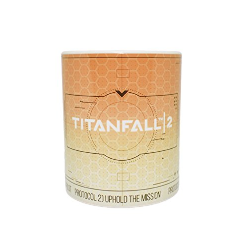 Titanfall 2 Official Heat Reactive Mug by Electronic Arts