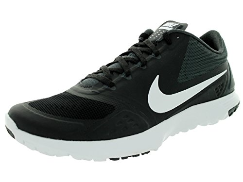 Nike FS Lite Trainer II Men Round Toe Synthetic Blue Running Shoe Black/Anthracite/White supply great deals for sale 2015 new for sale 100% original for sale countdown package sale online GRUhLz1w6F