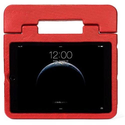 Kensington K97363WW Red SafeGrip Carrying Case for iPad Air 2