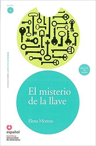 El Misterio de la Llave With CD Leer en Espanol: Level 1 ...