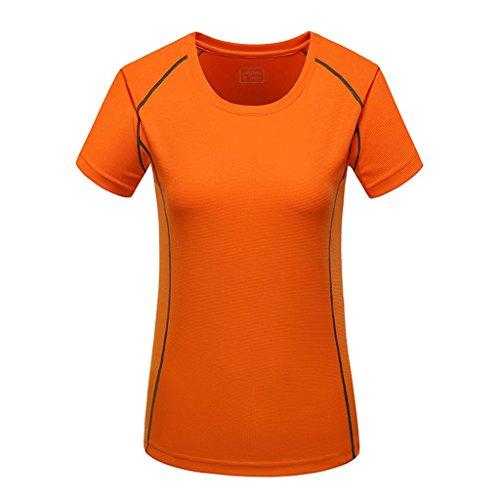 ゲート王族どっち[OUSN JEEP DE]女性 スポーツ シャツ [UVカット?吸汗速乾?抗菌防臭] アクティブ 接触冷感 ドライ ランニング アスリート フィットネス トップ