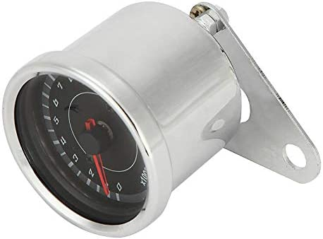 Led Backlight Motorcycle Tachometer For Yamaha V-Star Xvs 650 1100 ...