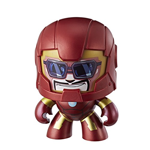 Marvel Classic E2203ES0 Mighty Muggs Iron Man No.13 Figure - Mighty Muggs Ironman