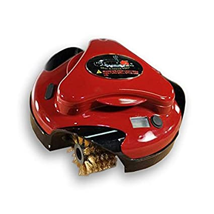 Amazon.com: grillbot- Robot Grill cleaner- (Color Rojo ...